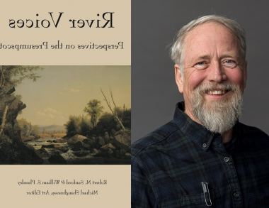 Robert Sanford co-editor of River Voices